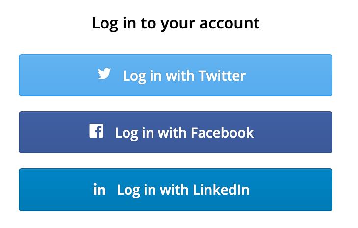 example of login APIs