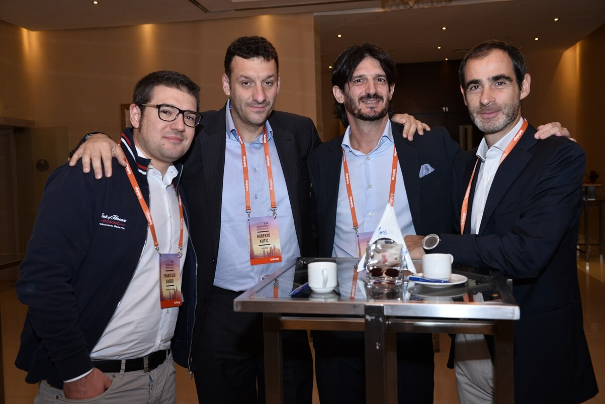 Roberto_Kutic_Massimo_Cristini_with_guestsMNOs_and_A2P_opportunity_in_2016