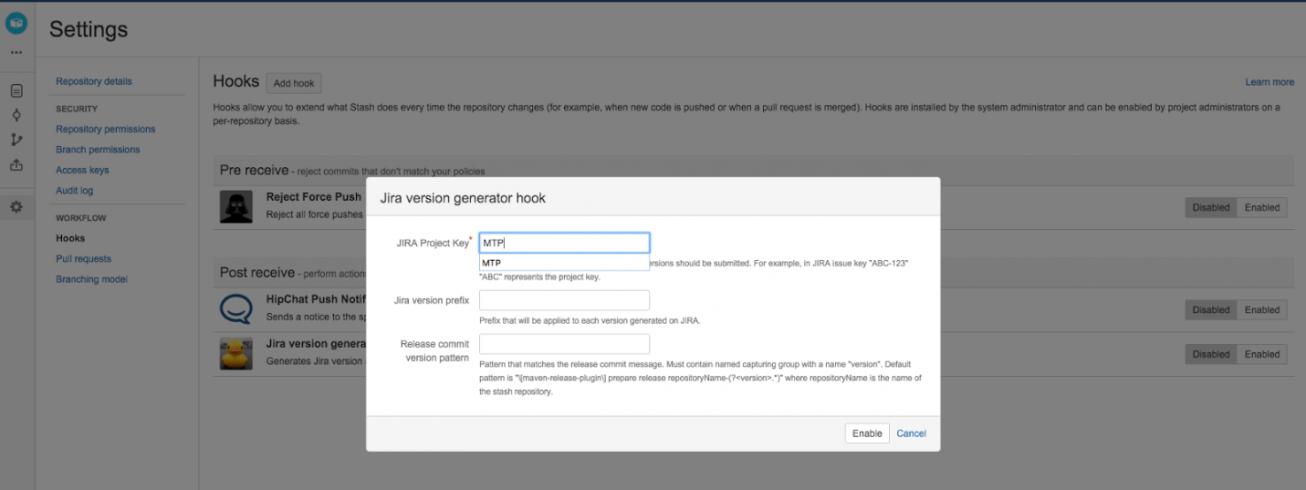 popup-settings-automating-jira-version-management
