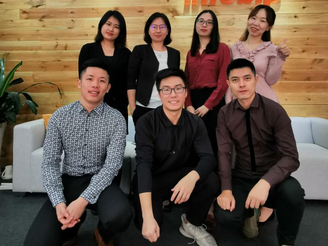 Infobip's North APAC Customer Success Management team