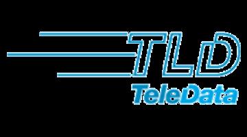 TLD TeleData logo